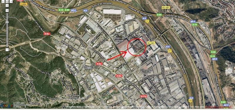 El tren d'Olot-Girona Olot210