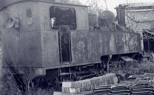 les 5 màquines St Léonard del tren d'Olot (FFCC de la Terrassa) X_210
