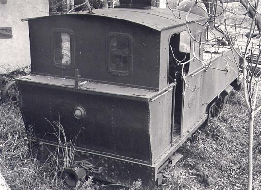 les 5 màquines St Léonard del tren d'Olot (FFCC de la Terrassa) X_410