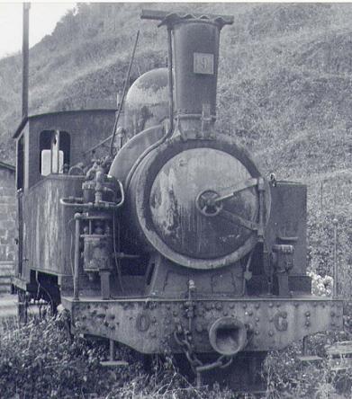 les 5 màquines St Léonard del tren d'Olot (FFCC de la Terrassa) X_510