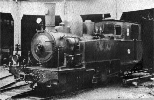 les 5 màquines St Léonard del tren d'Olot (FFCC de la Terrassa) X_710