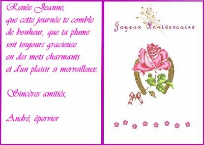 HeureuX anniversaire Renée Jeanne Renae_11