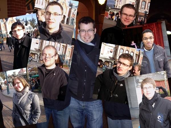 [01.02.09]Disneyland Paris Groupe11