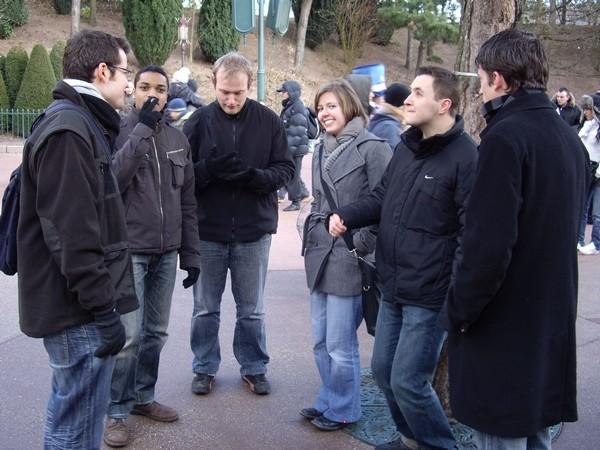 [01.02.09]Disneyland Paris Groupe13