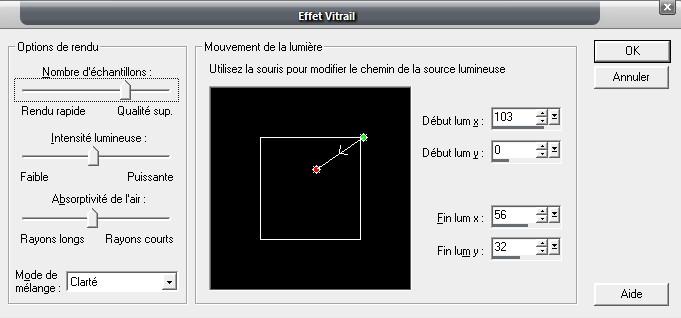 L'Effet Vitrail Valeur10