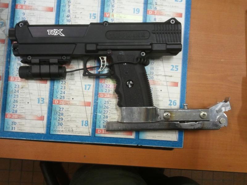 Tippmann TPX custo raffica 2011-012