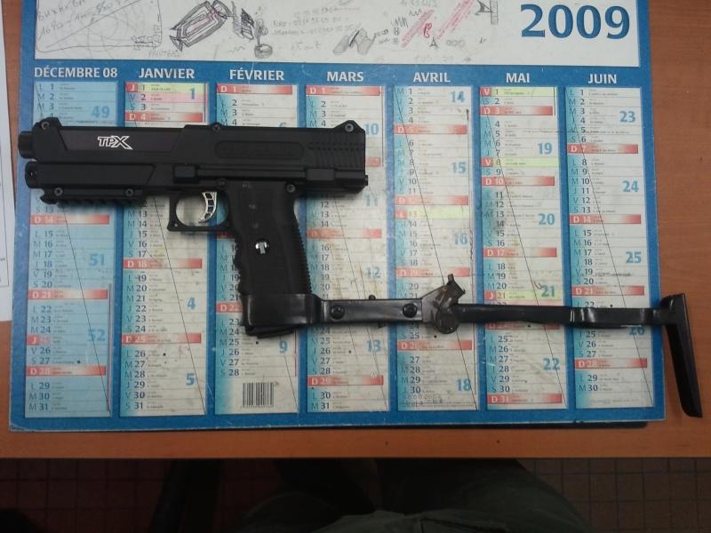 Tippmann TPX custo raffica 2011-017