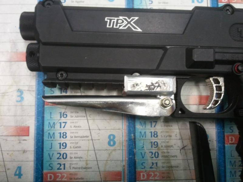 Tippmann TPX custo raffica 2011-023