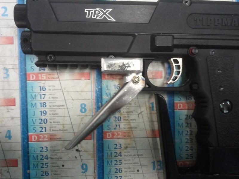 Tippmann TPX custo raffica 2011-024