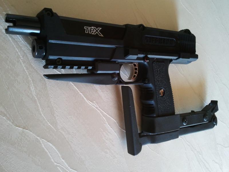 Tippmann TPX custo raffica 2011-030