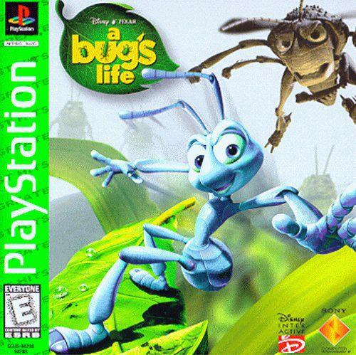 A Bug's Life (NTSC/U) Fronta12