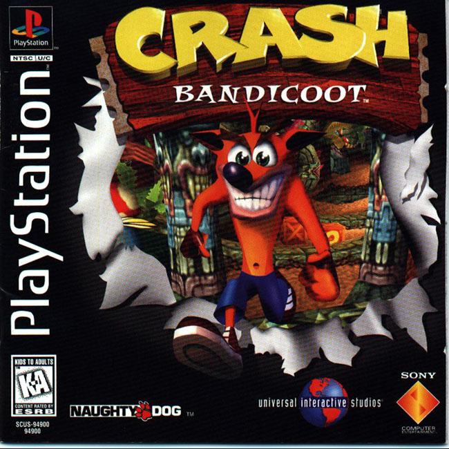 Crash Bandicoot (NTSC/U) Fronta15