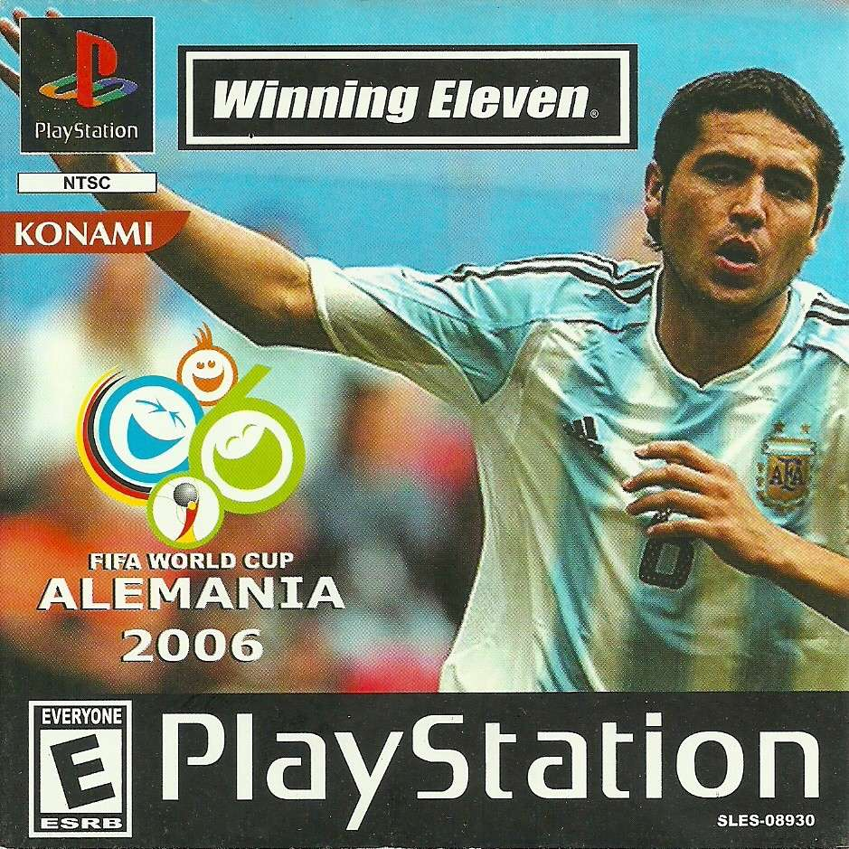 Winning Eleven FIFA World Cup Alemania 2006 (NTSC/J) Fronta16