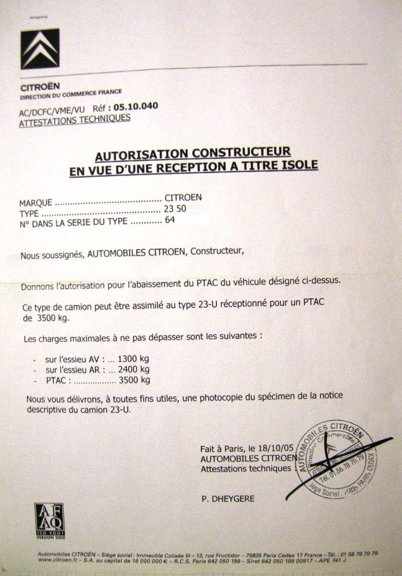 """[ADRIEN] Présentation de """"Marcel"""", un 23-50 Di Série A Nr_110"""