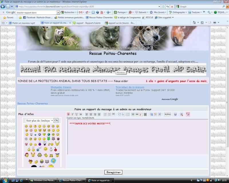 """nouveau bouton sur le forum """"rapport d' alerte"""" Sans_t11"""