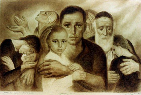 A mes frères assassinés Varsov10
