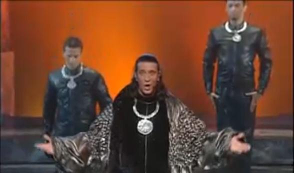 """[Captures DVD] Nuno dans la chanson """"Verone"""" Sans_t27"""