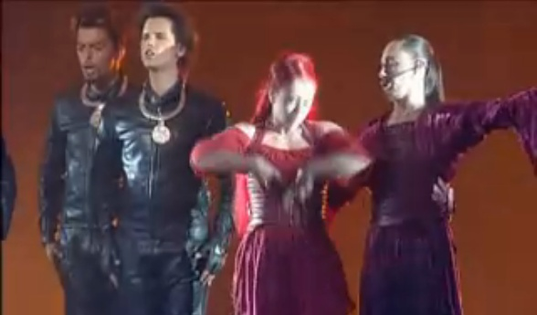 """[Captures DVD] Nuno dans la chanson """"Verone"""" Sans_t31"""