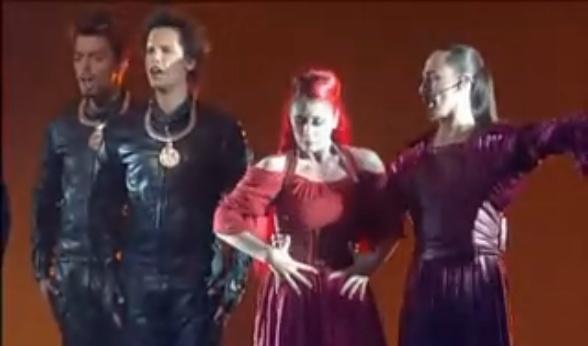 """[Captures DVD] Nuno dans la chanson """"Verone"""" Sans_t32"""