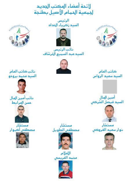 La création de l'association des pigeons de fantaisie à Tanger Laihac10