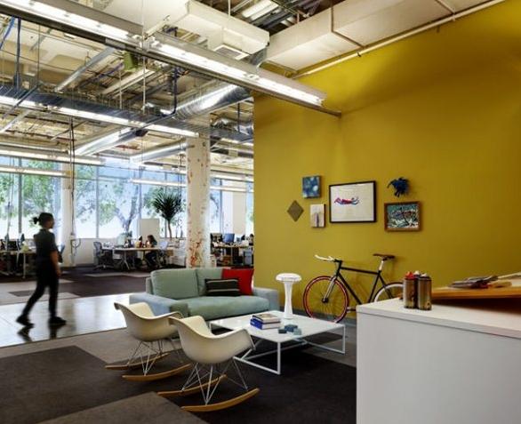 Bureaux les plus beaux bureaux du monde