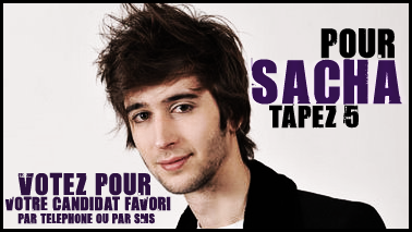 Sacha - Happy Day [Acoustic] Votez_10