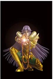Statue Résine Saint Seiya: Athena Exclamation Attack Banabo14