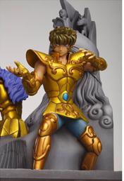 Statue Résine Saint Seiya: Athena Exclamation Attack Banabo15