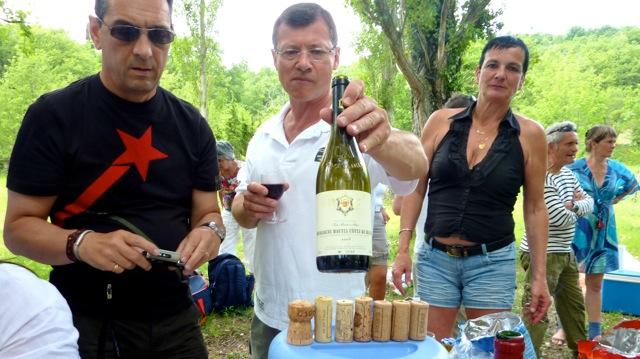 Compte rendu Sortie Drôme Provencale 5/6 juin 2010 P1000549