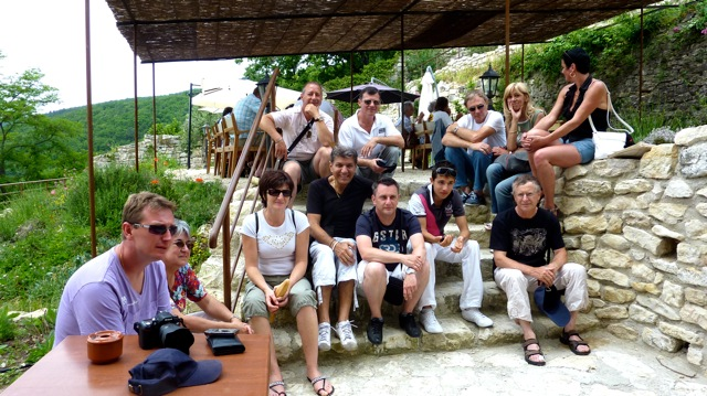 Compte rendu Sortie Drôme Provencale 5/6 juin 2010 P1000551