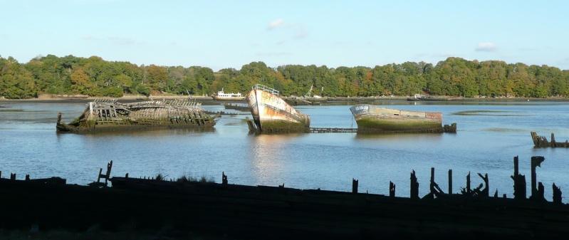 Cimetière de bateaux de Kerhervy Kerher11