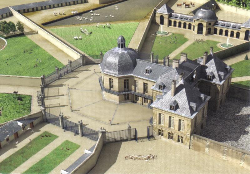 La Ménagerie du château de Versailles La_man10