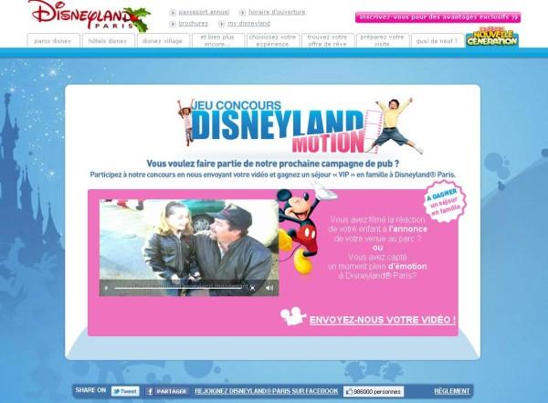 Concours Disneyland Motion: votre vidéo dans la prochaine pub du Resort! Home_610