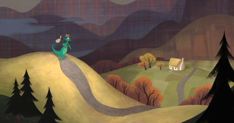 the ballad of nessie - [Cartoon Walt Disney] La Ballade de Nessie (2011) Ness_010
