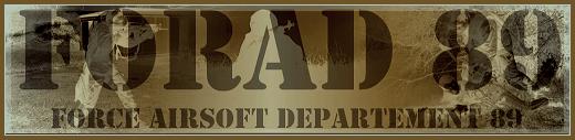 FORAD 89: Force Airsoft Département 89 (Sens/Yonne-bourgogne)