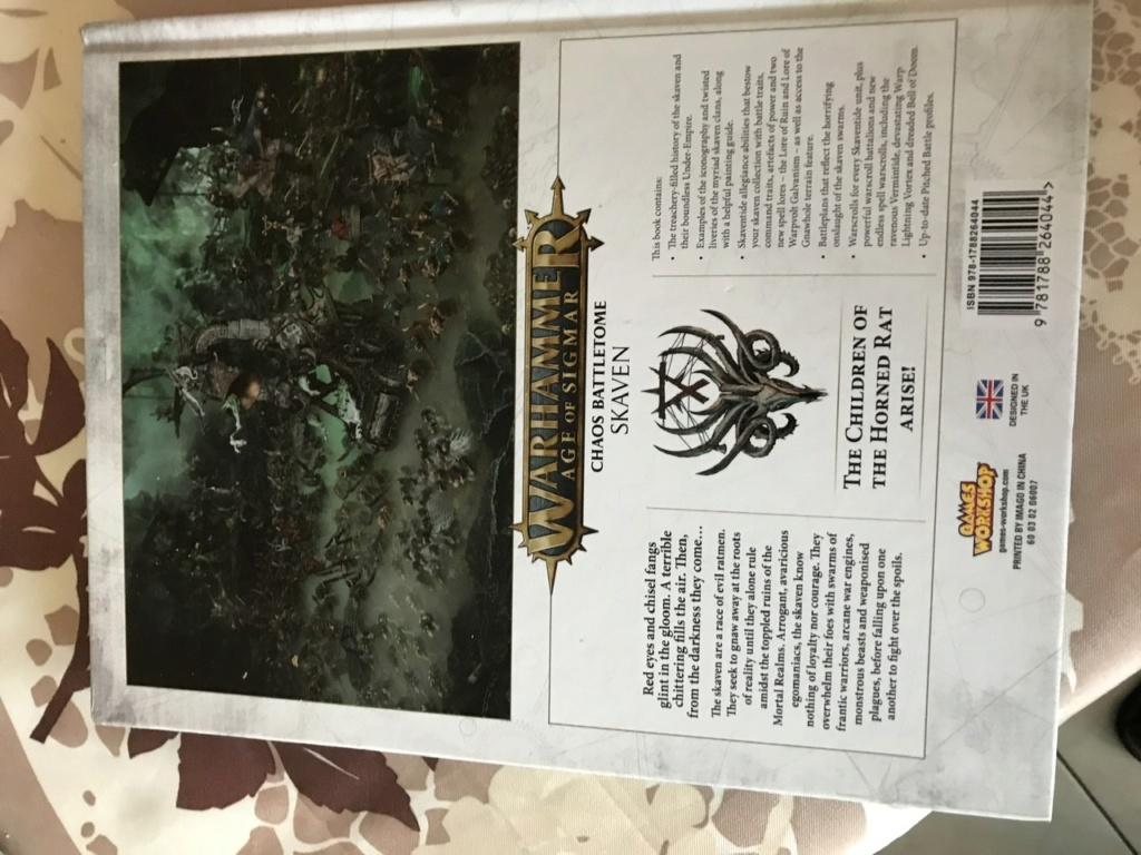 [Vente] Figurines AOS et Battletome Skaven 06b37e10