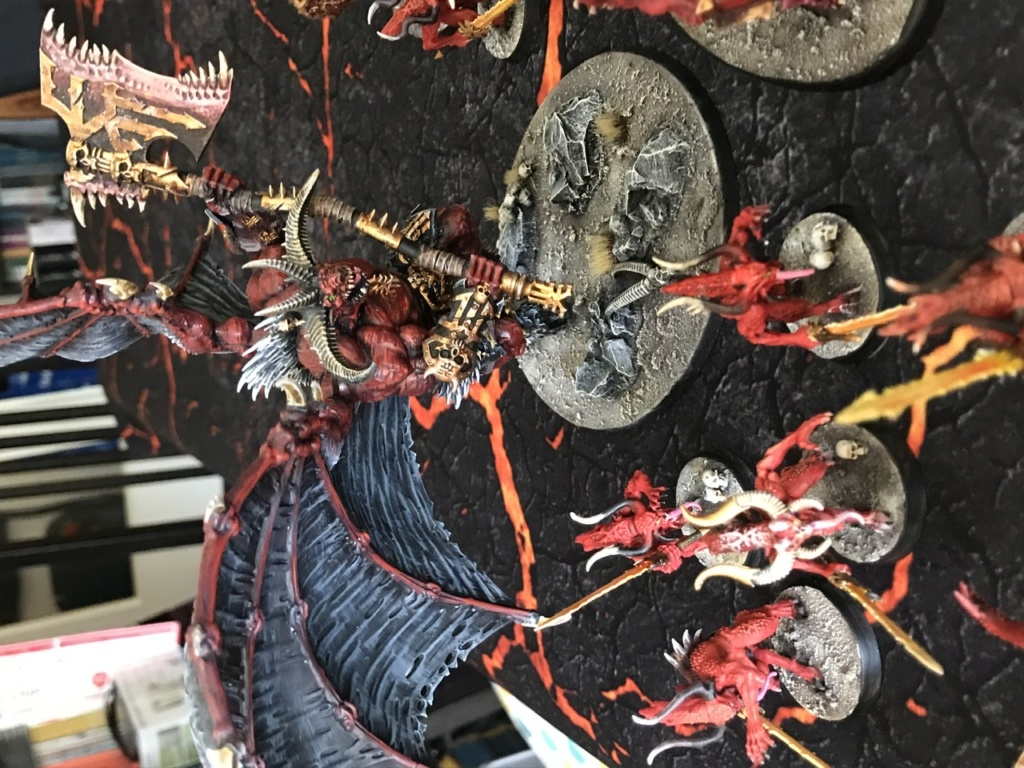 [AOS] ARMY ON PARADE : BLADES OF KHORNE  71a8aa10