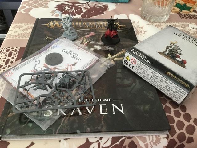 [Vente] Figurines AOS et Battletome Skaven 92521610