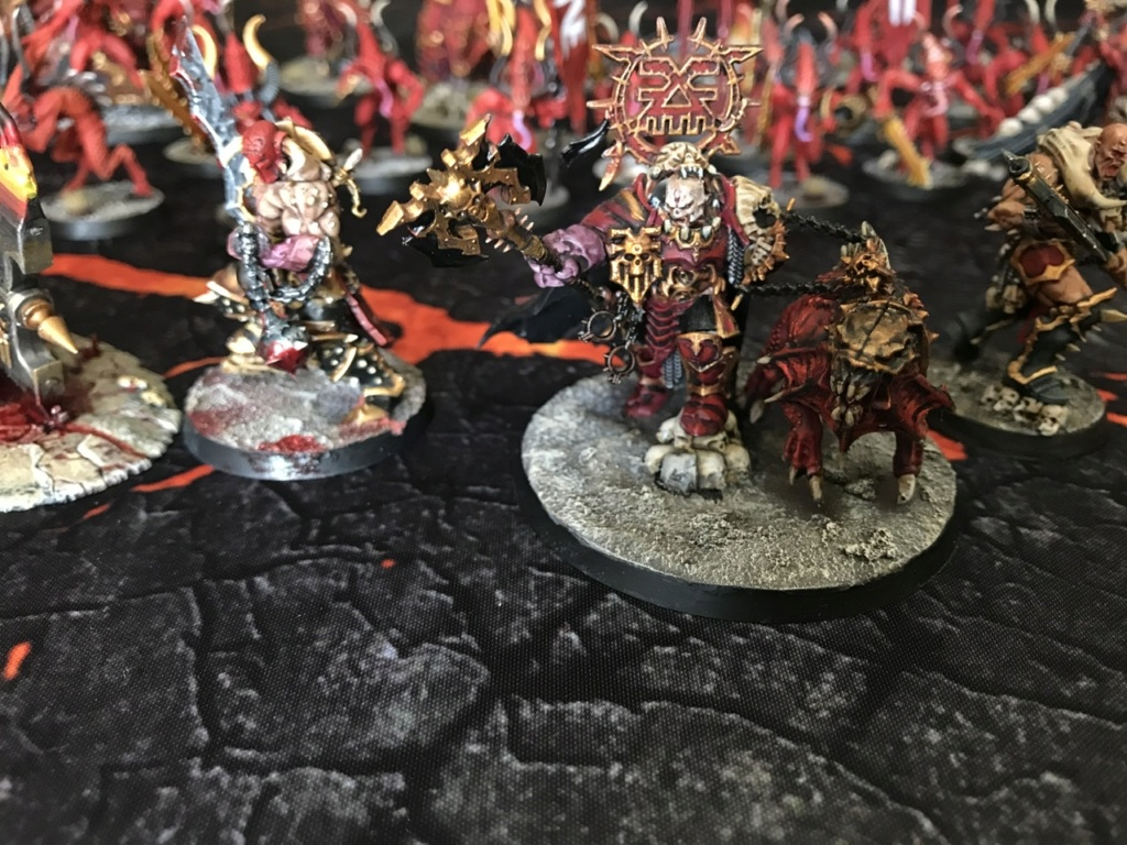 [AOS] ARMY ON PARADE : BLADES OF KHORNE  Ce15c610