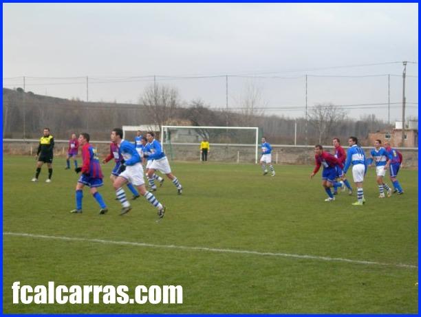 Primer assalt: Albesa Camp_a12