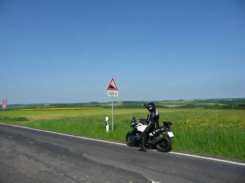 Motorradurlaub in der Eifel 14.05. - 26.05.10 11011
