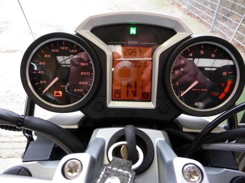Von Triumph zu BMW -Rainers neues Spielzeug- P1010313