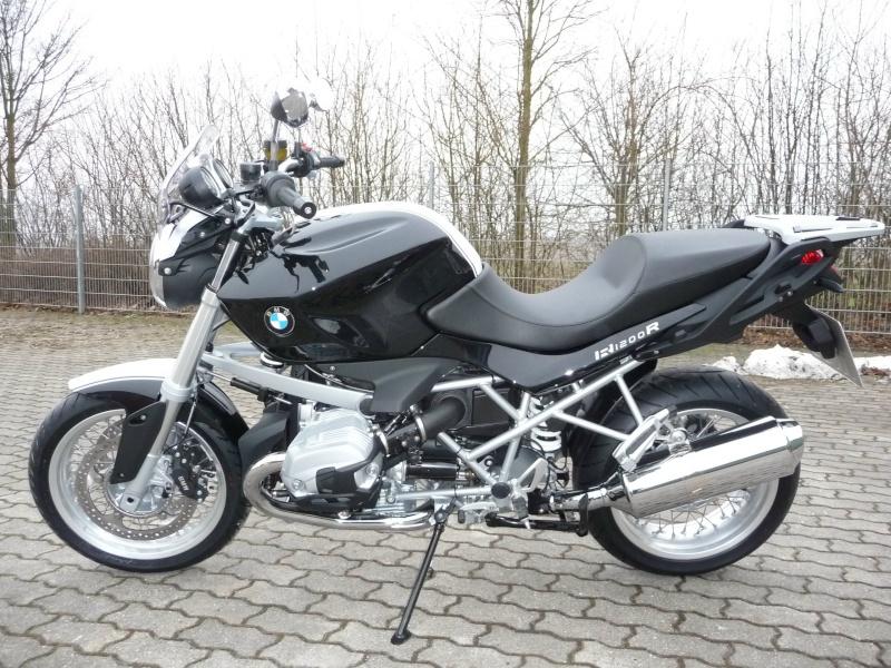Von Triumph zu BMW -Rainers neues Spielzeug- P1010314