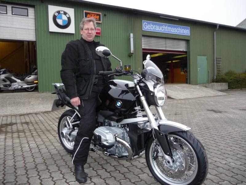 Von Triumph zu BMW -Rainers neues Spielzeug- P1010315