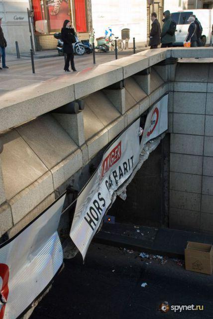 STREET VIEW : Les ponts à hauteur limitée 35be7310