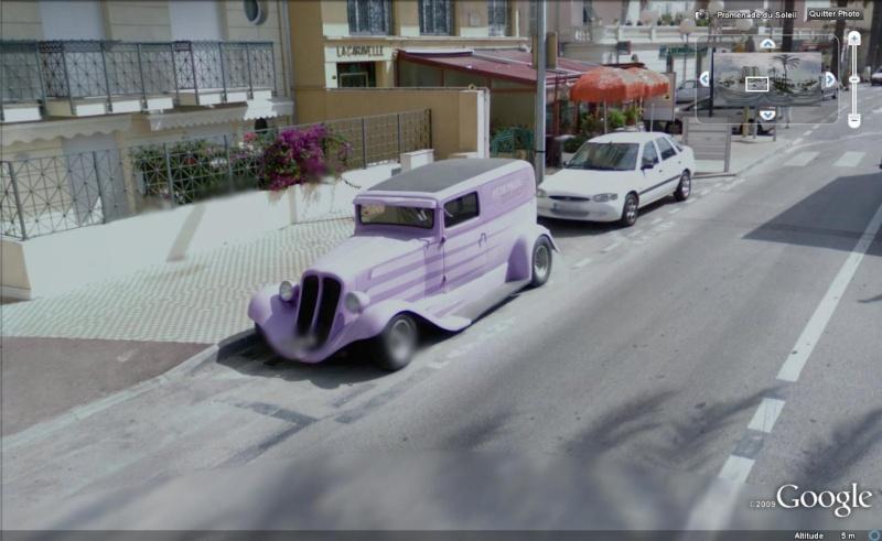 STREET VIEW : belles voitures (Monde) - Page 4 Bellev10