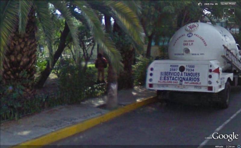 STREET VIEW : Vous avez du papier ? Mexico, Mexique Besoin10
