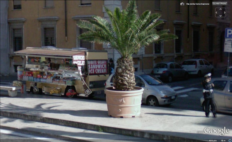 STREET VIEW : Bibite, Rome, Italie Bibite11