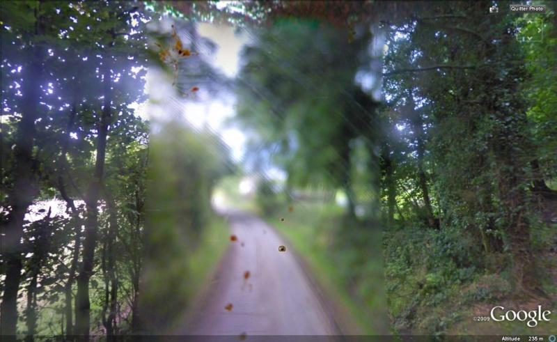 STREET VIEW : PB technique sur l'objectif de la Google Car Bug10