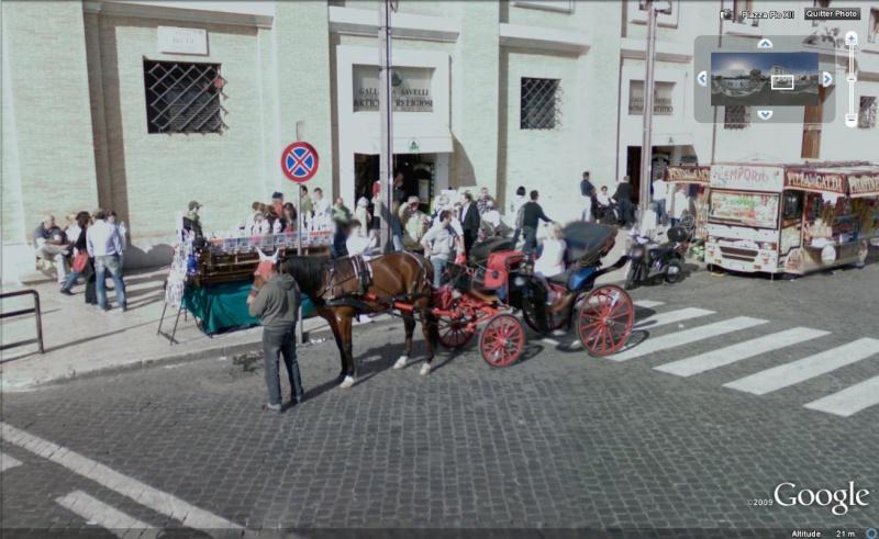 STREET VIEW : Les carrosses, les calèches dans le monde - Page 2 Calach10